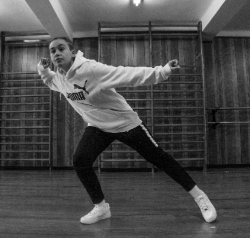 Joana Gàlvez Hip-hop